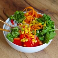 """Dein Weg zur gesunden Ernährung - Schritt 1: """"5 am Tag"""""""